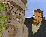 Xanatos finds the cursed gargoyles