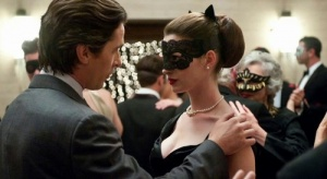 Bruce and Selina dance